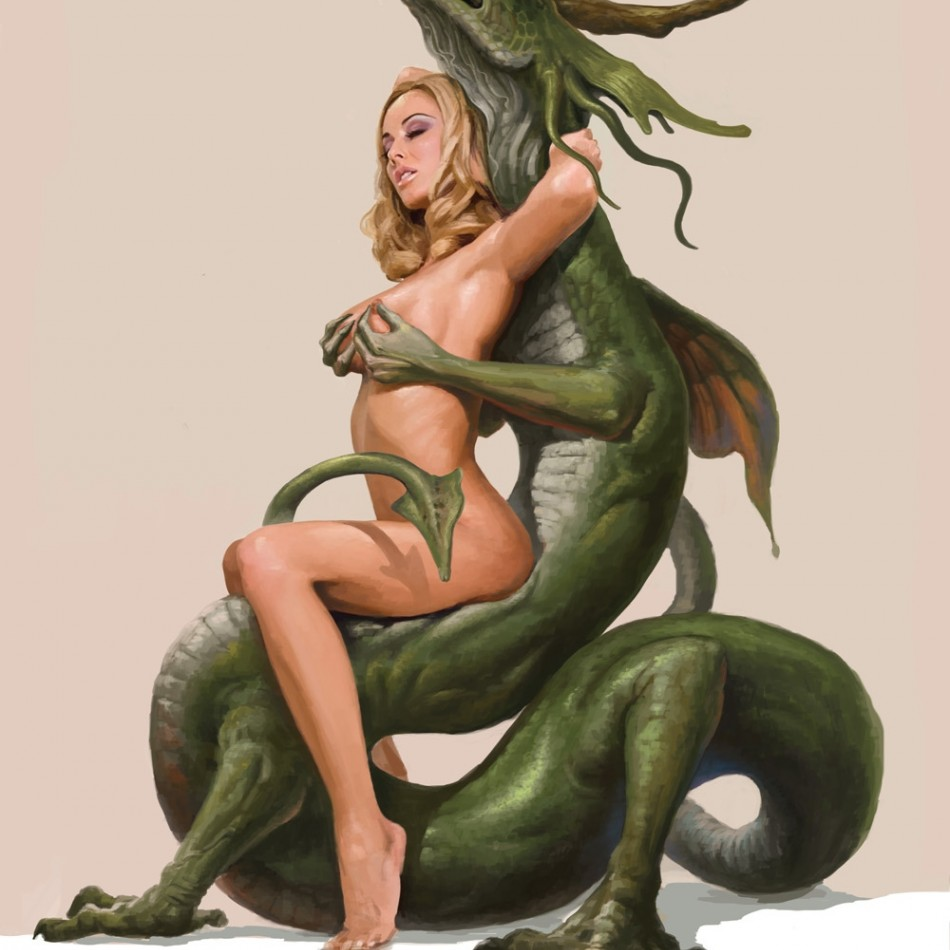 Porno dragon fantastic monster nackt pic