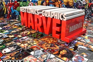 Marvel™[3d Typography]