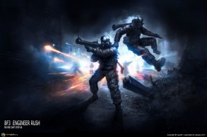 Battlefield 3, Fan Art
