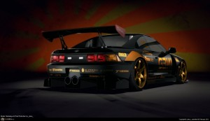Toyota Mr2 Studio Shots
