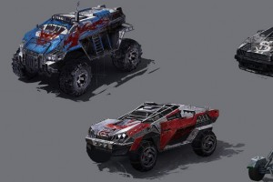 Cars Concepts