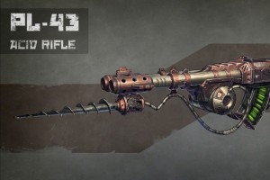 Acid Rifle