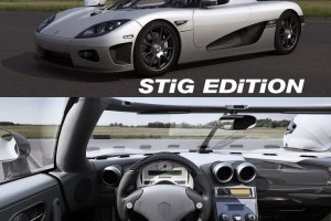 Koenigsegg Ccx Stig Edition In-game 3d Model Next Gen