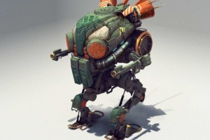 Mech For Pad