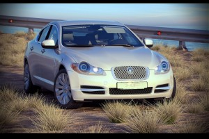 Jaguar Xf Dawn