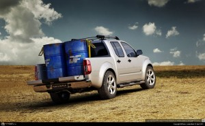 Nissan Navara Location