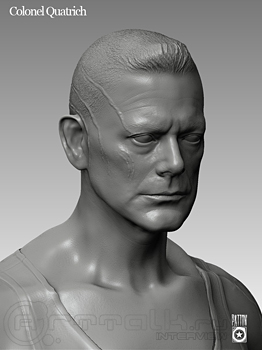 Colonel Quatrich Avatar 01