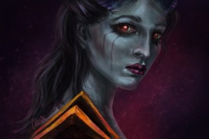 Queen of Pain Dota 2